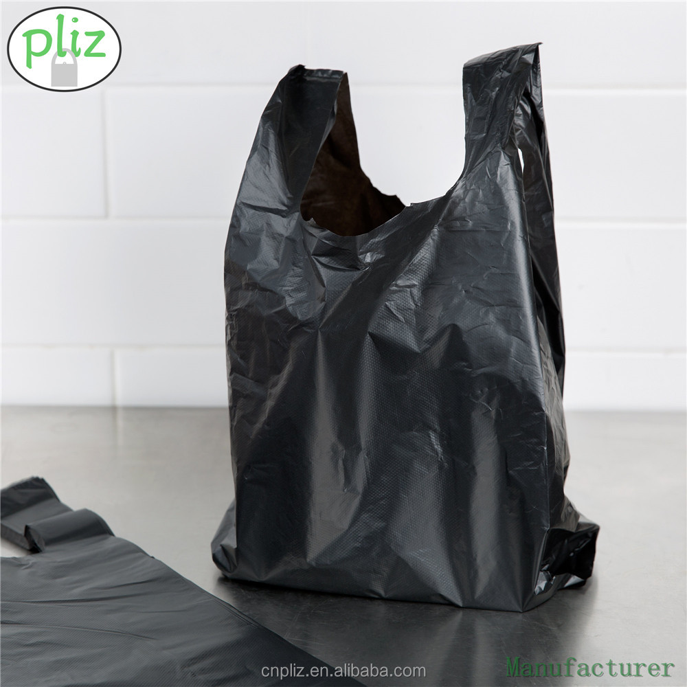 Factory manufacturing reusable plastic garbage bag