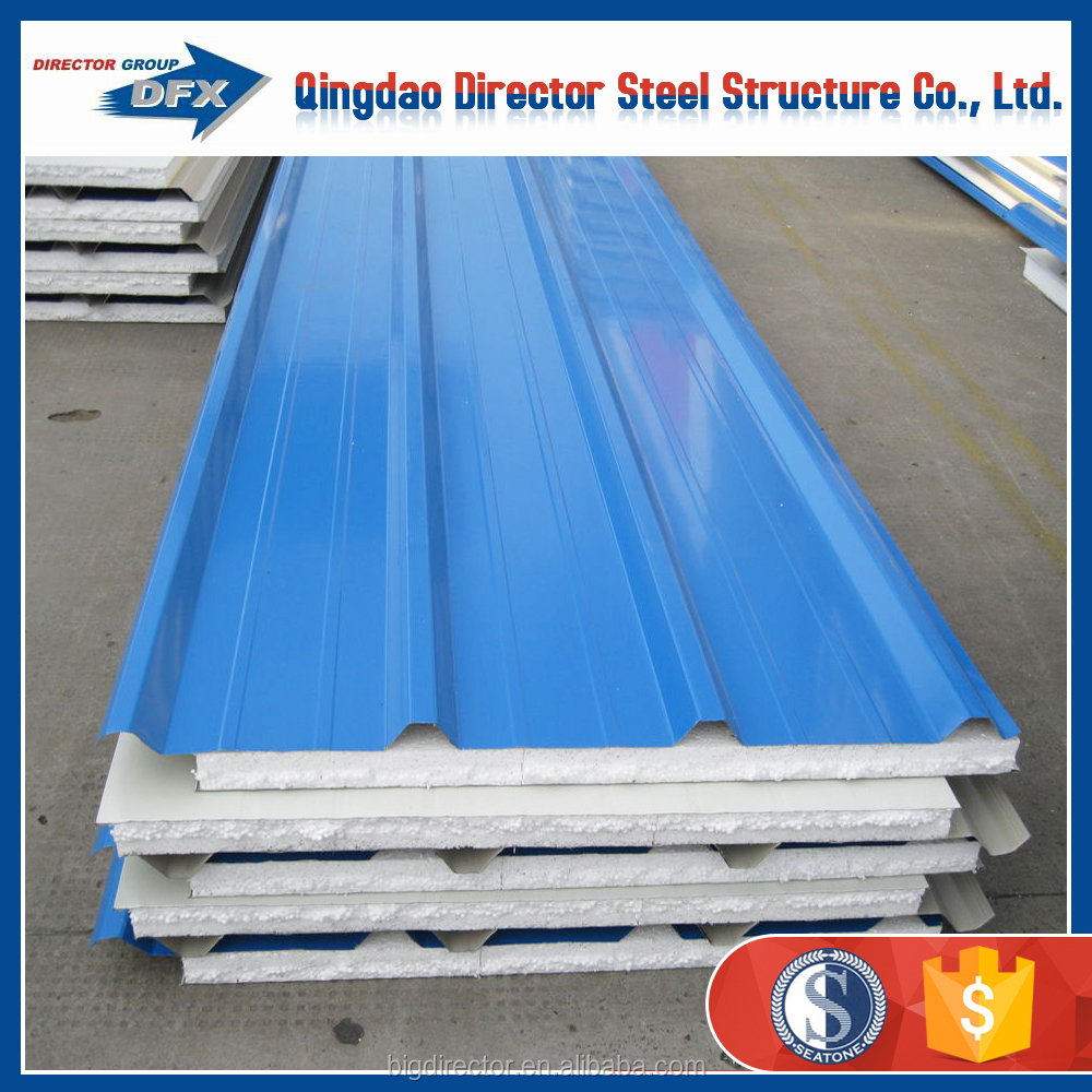 eps sandwich panel roof