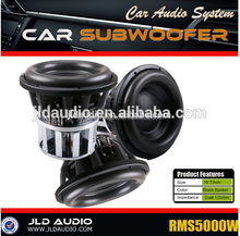 China made neo motor subwoofer big bass car audio subwoofer 15inch powered subwoofer