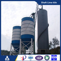 Calcium hypochlorite lime mass production line lime kiln facility factory from China