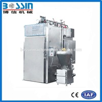 Chinese products hotsell industrial fish smokehouse