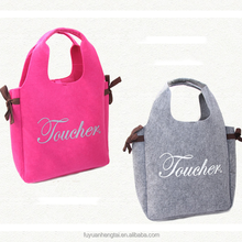 Full range of specifications and sizes felt tote bag, felt bag wholesale, felt handbag.