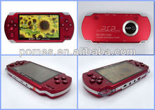 5.0 Touch Screen console game machine JXD V5200 mp4 player
