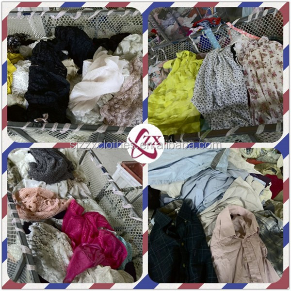 korea fashinal clean and original second hand clothing in bulk