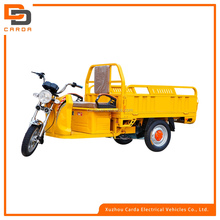 new design energy saving electric tricycle cargo /loading electric tricycle for adults