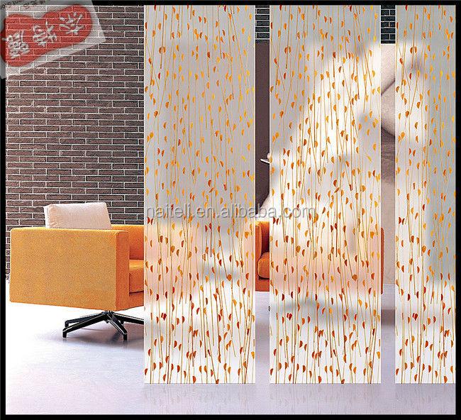 Translucent Acrylic Glass Panel Interior Design Door Buy