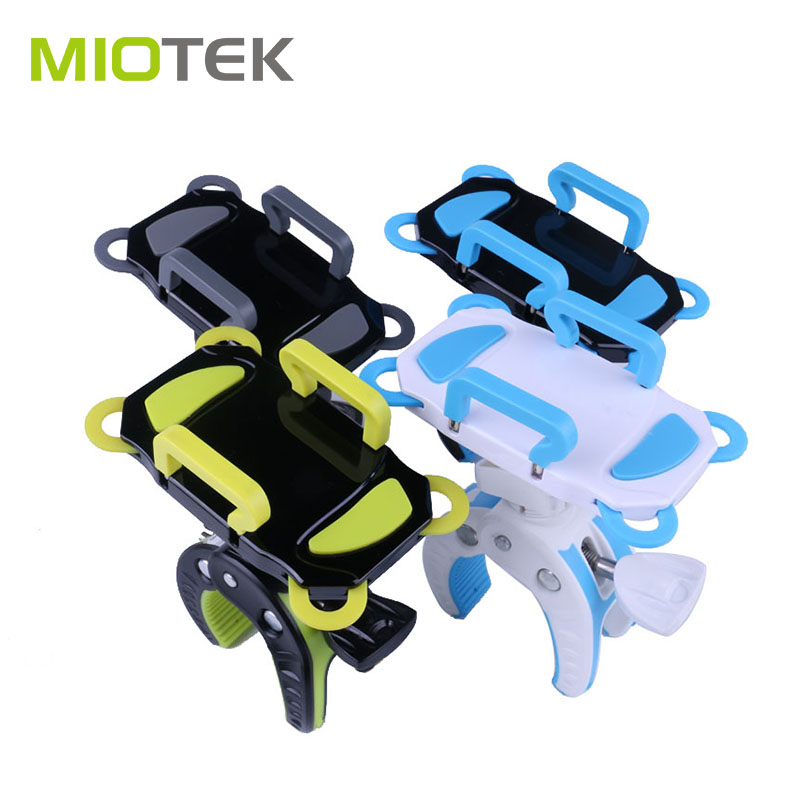High Great Universal 360 Rotating Adjust Bike Bicycle Phone Mount Holder Navigation Mobile Phone Holder