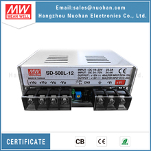 Mean Well UL CE CB SD-500L-12 500W 12V DC DC Converter