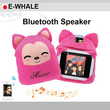 NEW portable speaker cushion bluetooth speaker with iPad stand and mini iPad stand F7000