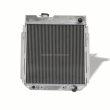 Fits 1964-1966 FORD MUSTANG V8 260 289 Aluminum Radiator New AT MT 1965