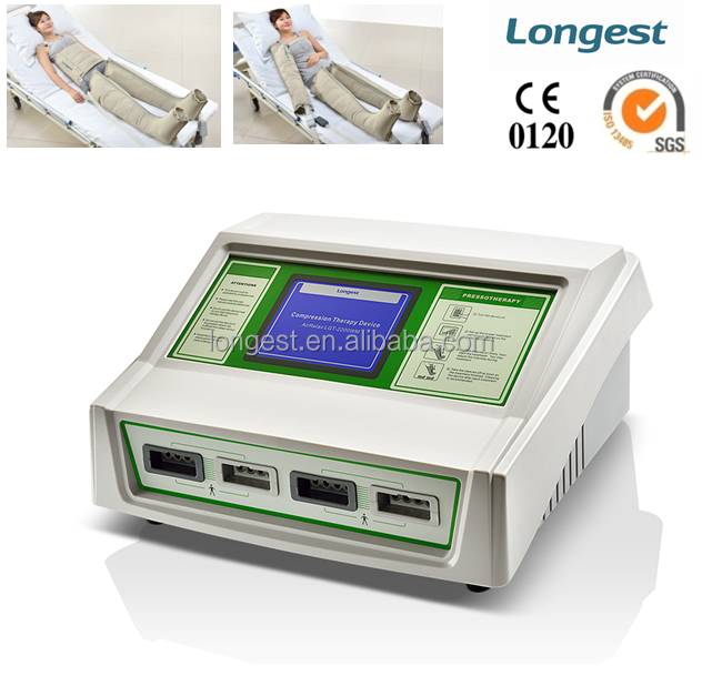Slim Pressotherapy Machine Lymphatic Drainage Foot Massager