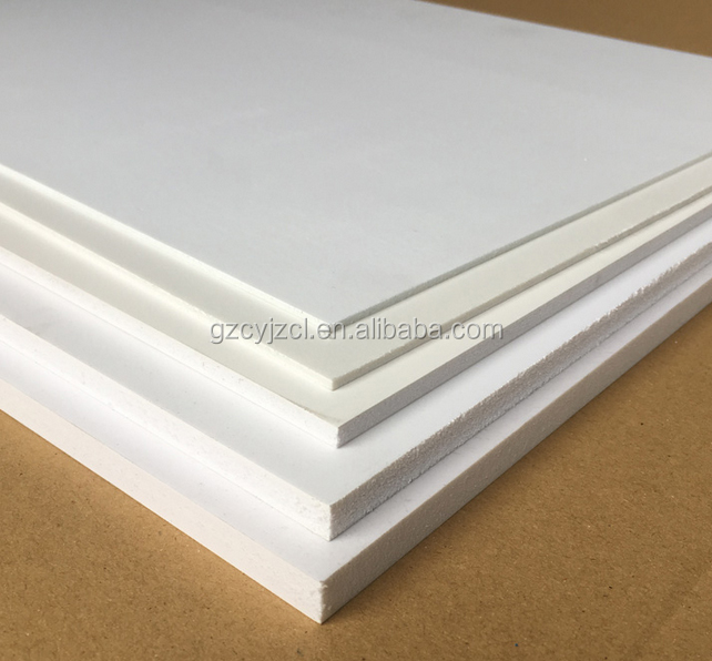 pvc free foam board for poster and printing-cheap price pvc foam sheet supplier