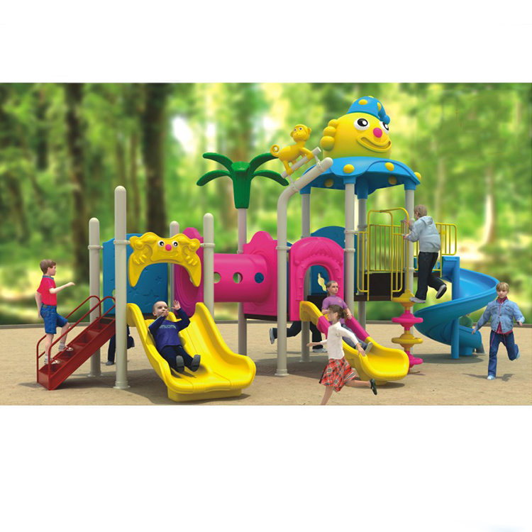Factory wholesale funny kids game center kids playground
