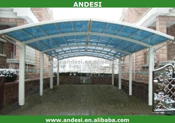 Aluminium carport polycarbonate canopy roof buy