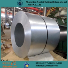 Building Construction Materials Standard Galvanized Steel Coil For Manufacturing