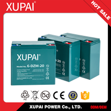 Low price Super power 12v 20ah used car battery for sale