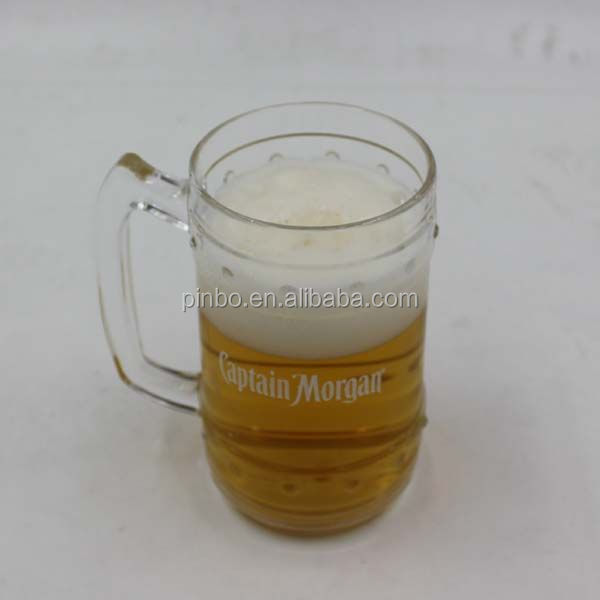 Plastic Beer Mugs With Handles