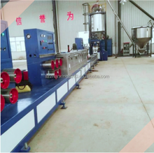 PET/PP strap Twin-Screw Production Line (twin screw outpurt 2 straps)