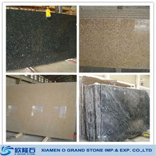 all colors of beige black galaxy cheap granite slabs for sale