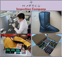 LED light lab test and inspection with English report before shipping