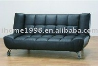 pu leather sofa bed