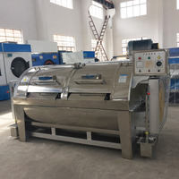Washing machine and dyeing machine for jeans, denim, clothes