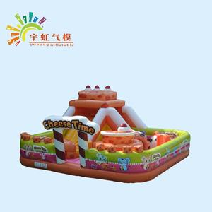 Giant inflatable castle comob for sale with best price and high quality