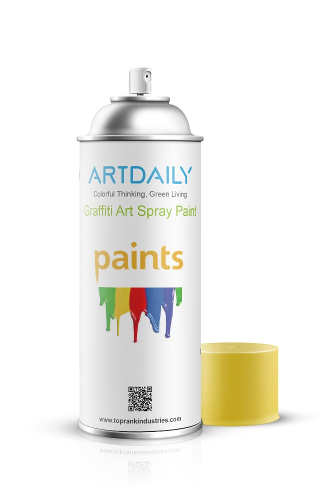 Indoor and Outdoor Graffiti Spray Paint for Tag Art Paint
