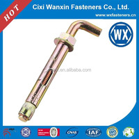 Customized dacromet m24 anchor bolts