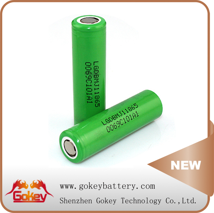 LG MJ1 18650 battery for electric bicycle 3.7v 3500mah lithium battery