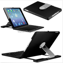 For iPad Air iPad5 2014New Arrival 360 Degree Rotation Wireless bluetooth keyboards