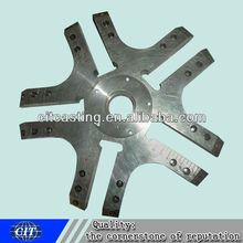 Land carbon steel used tractor parts