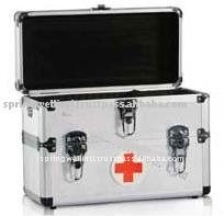 EVA Moulding Aluminum First Aid Kit Tool Box