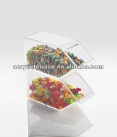 Acrylic Topping Dispenser for candy and bulk food