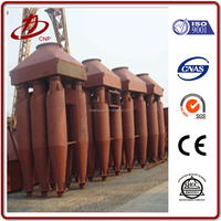 pulse-jet cyclone bag house filter for coal mine