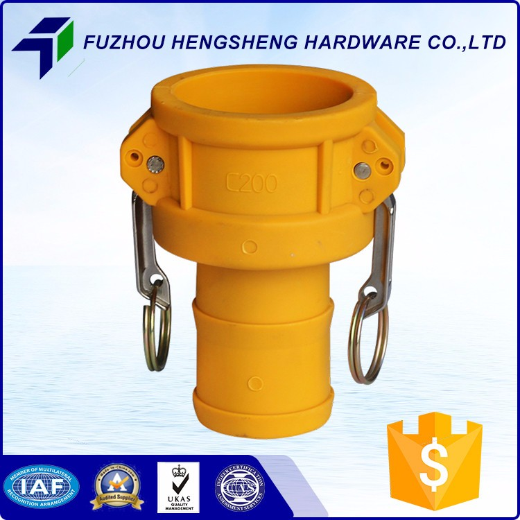 Durable Using Low Price Camlock Coupling Type C