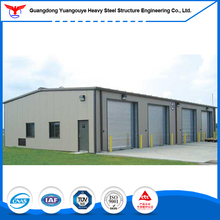 Q345B Light structural industrial construction/metal steel frame workshop/prefabricated warehouse