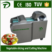 potato rhombic chips slicing machine