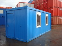 40 foot mobile bar, restaurant,container hotel,office,design shipping prefab offices for sale
