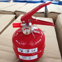 0.5Kg ball type portable/car mini use ABC40% dry powder fire extinguisher