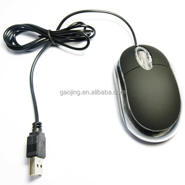 cheapest wired mouse dongguan factory