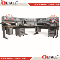 Electronic ESD inspection table (Detall)