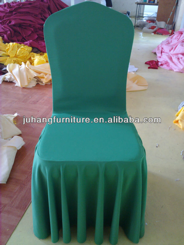 Spandex Skirting Chair Cover