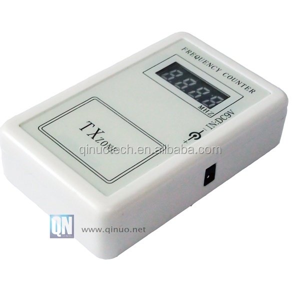 Commercial Good Quality luxury Design Hand-held Frequency Counters