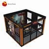 Low Investment High Profit Virtual Reality Entertainment Product Indoor Playground Vr Play Station Shooting Games Equipment