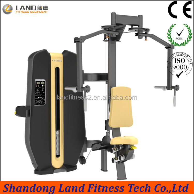 Discounted Price gym Seated Arm Clip Chest/sport training equipment/commercial fitness equipment