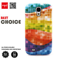 Custom Design Hard Plastic Mobile Phone Case Cover For Samsung Galaxy S4 i9500 Shell Skin