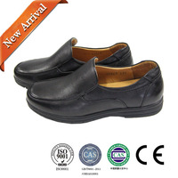 Fall passion new design black leather office shoes