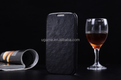 black Trendy mobile phone bags and cases for Samsung Galaxy S4 I9500