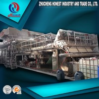 2016 Paper Tissue Machine toilet paper mill for sale
